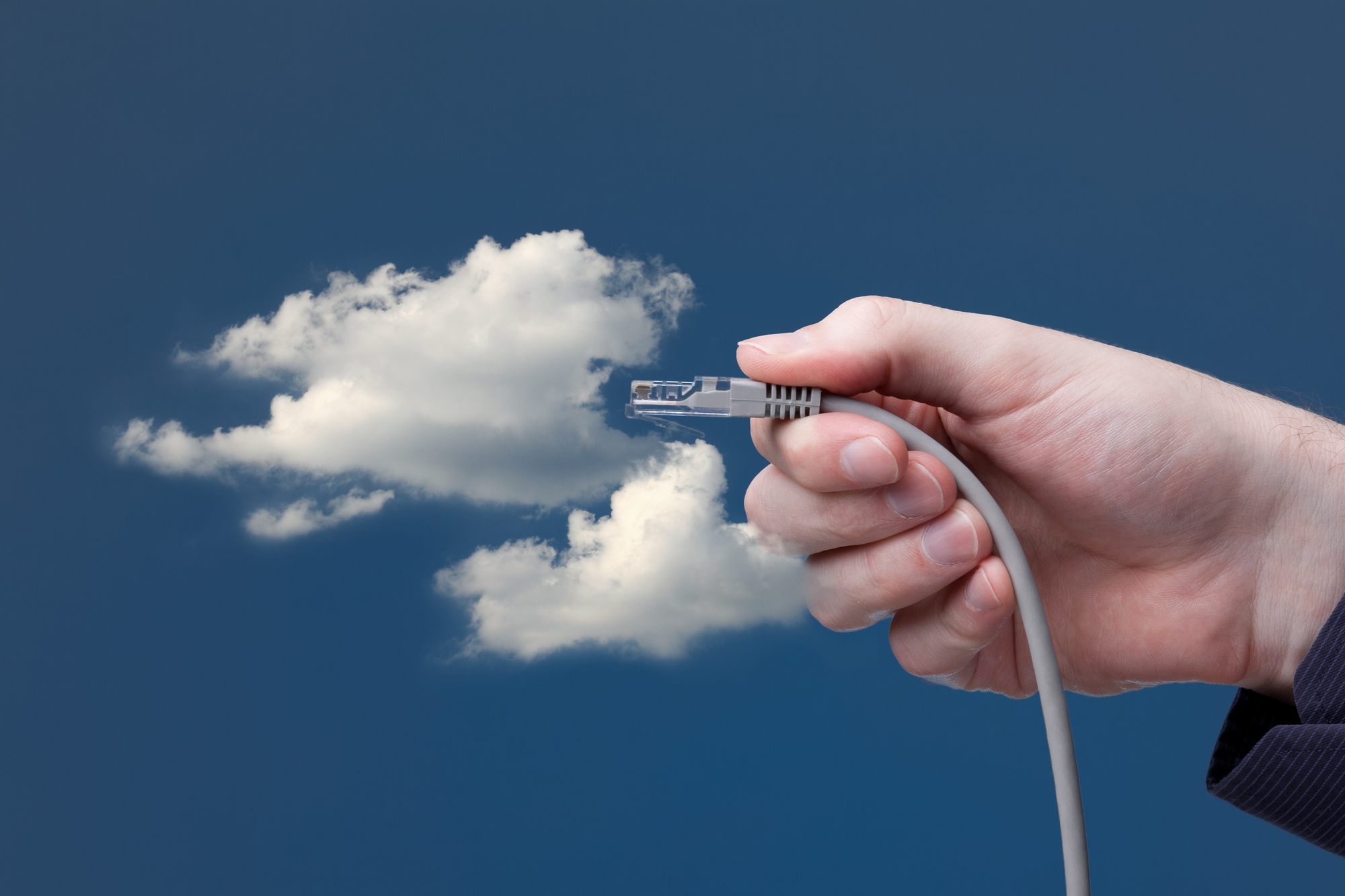 Plug into cloud