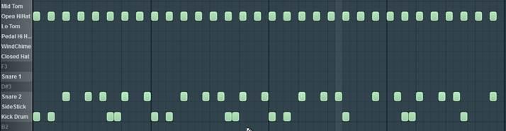 100% quantized groove