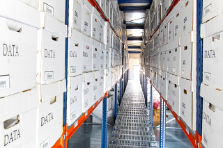 Data warehouse boxes