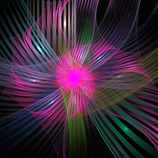 Neon Spark artwork